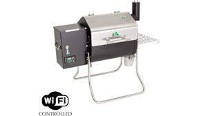 Davy Crockett Green Mountain Grills