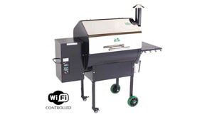 Daniel Boone Green Mountain Grills