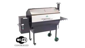 Jim Bowie Green Mountain Grills